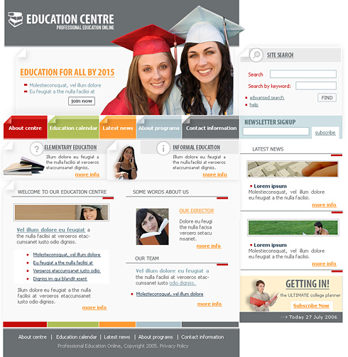 School and Collage